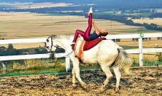 Kolonia jeździecko – woltyżerska 2018
